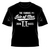 Official THE FAMOUS IOM TT RACES T-Shirt Black
