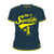 Official TT Adult Custom T-Shirt Superbike - Yellow 16ACTS3Y