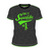Official TT Adult Custom T-Shirt Superbike - Green 16ACTS3F