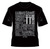 Official TT Adult Printed T-Shirt - Awesome/Unique - Black 15ATS5