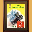 One in Four is a BSA Poster