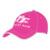 PINK/WHITE TT LOGO CAP Official TT - 15H6