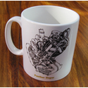 Panther Engine Mug