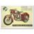 Puch 250 Vintage Motorcycle Poster
