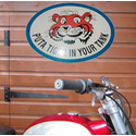 Put A Tiger In Your Tank Reproduction Sign