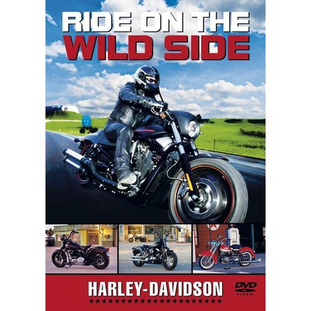 Ride On The Wild Side Harley Davidson Motorcycles Dvd