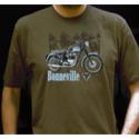 SoCal Bonneville Motorbike T Shirt
