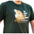 SoCal Classic Racer, British Racing Green Motorbike T-Shirt