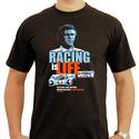 Steve McQueen 1971 Le Mans Gulf Porsche 917 T shirt