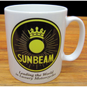 Sunbeam Classic Motorcycles Mug