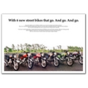 Suzuki Motorcycle All Classic Poster