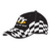 TT Black Check Cap 16H7