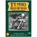TT ISLE OF MAN 1950 - SENIOR RACE DVD