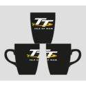 TT LOGO COFFEE MUG, ISLE OF MAN TT 2018