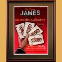 The Famous James Lightweight Poster