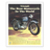 Triumph Tiger Cub 200 Advertising Poster