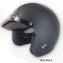 V500 Matt Black helmet