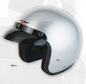 V500 Silver helmet