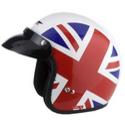 V500 Union Jack helmet