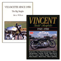 Velocette and Vincent