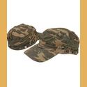 Vintage Army Style Cap