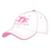 WHITE/PINK TT LOGO CAP Official TT - 15H5