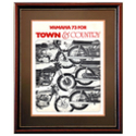 Yamaha 1973 Motorcycle Advertising Poster